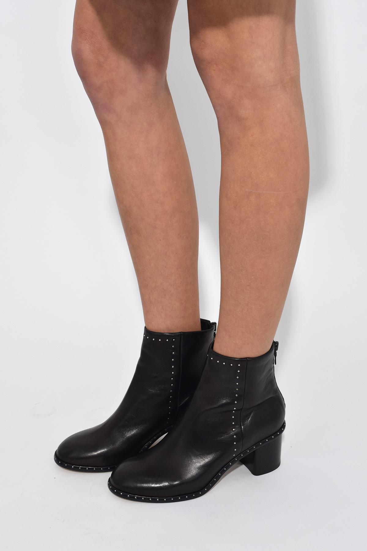 ab93c881828 Gallery. Previously sold at  Hampden · Women s Studded Boots ...