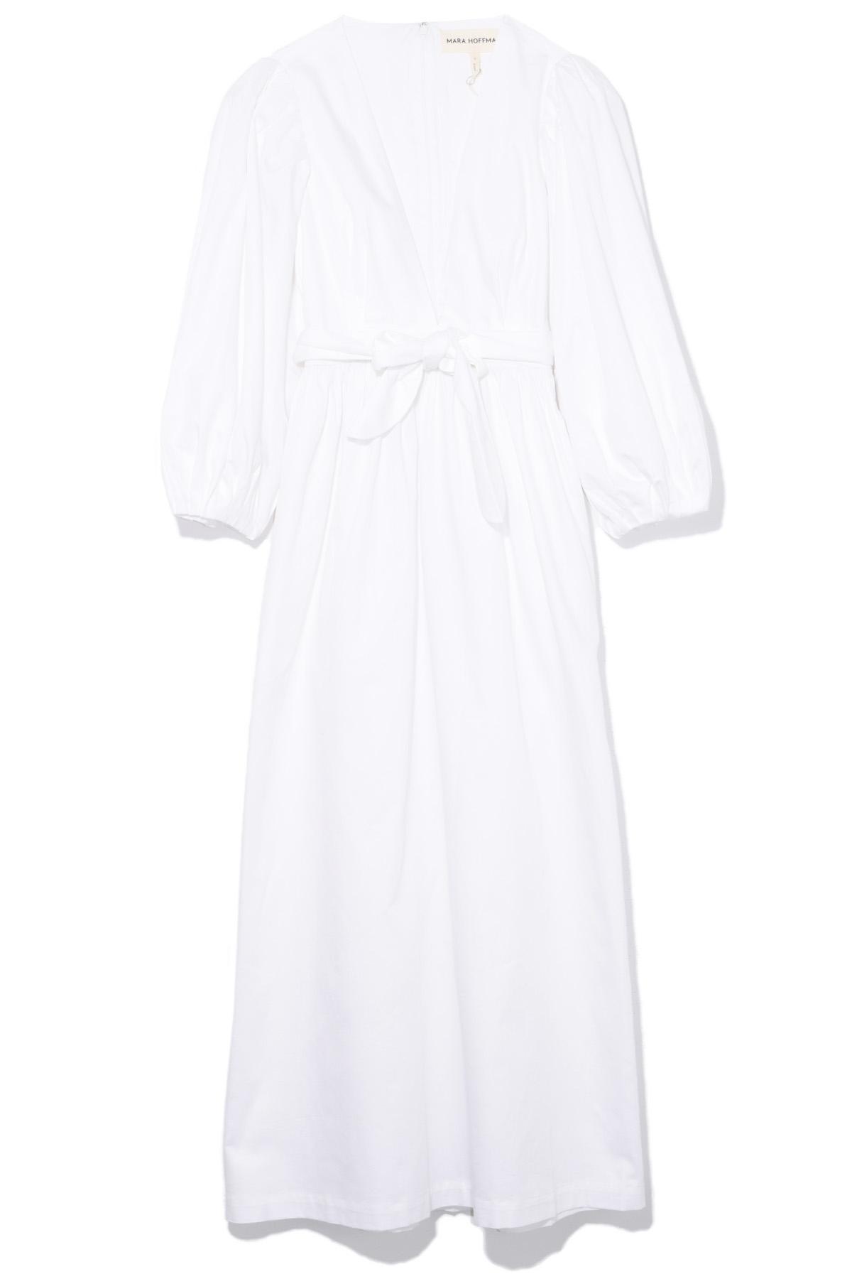 cbd89ad287 Lyst - Mara Hoffman Maisie Dress In White in White
