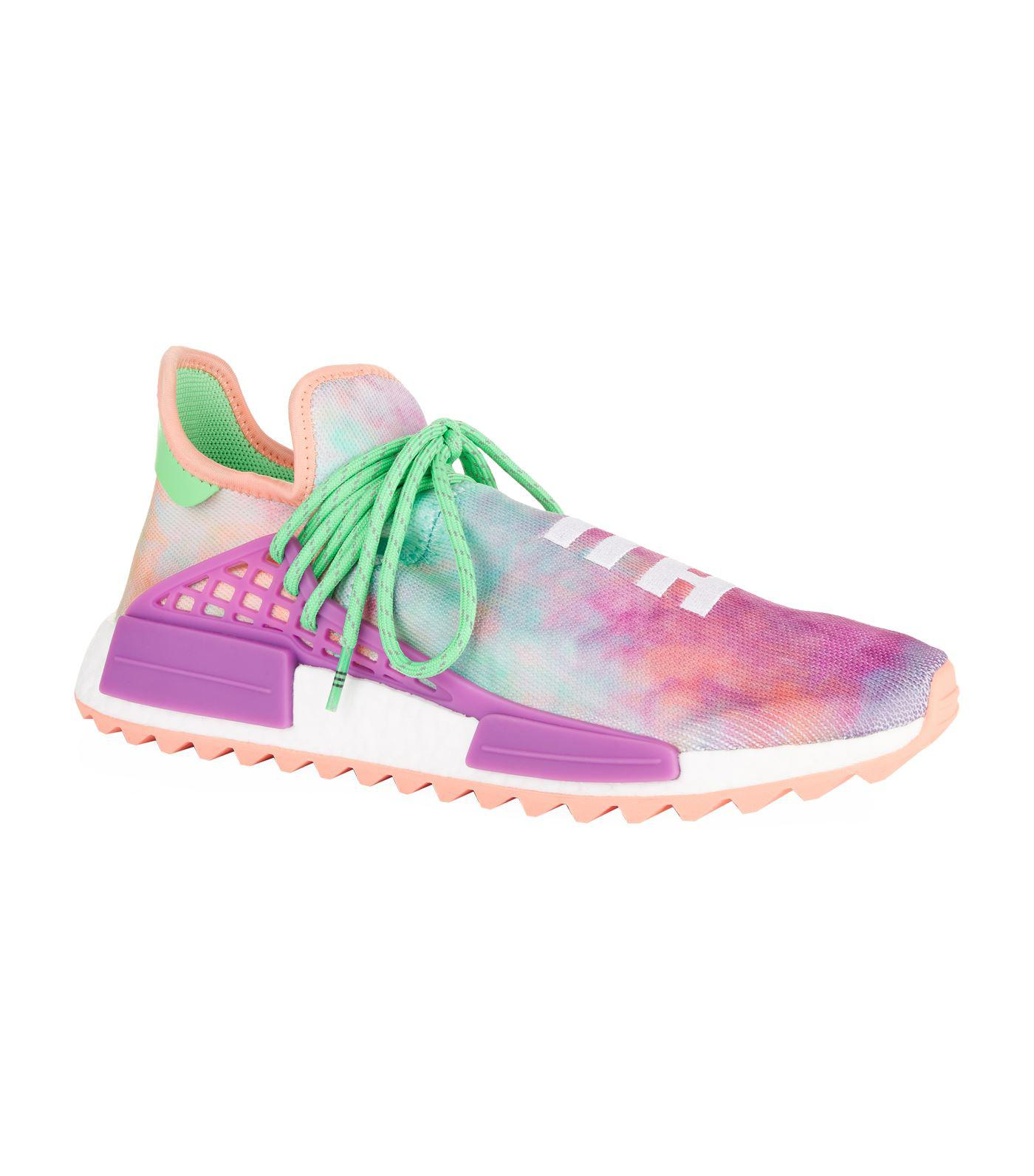 36e5c2dffb0bc5 Adidas Originals Pharrell Williams Hu Holi Nmd Mc Sneakers in Gray ...