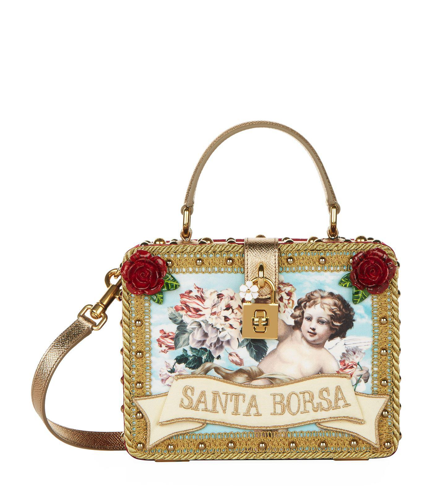 65003e010acb Dolce   Gabbana. Women s Dolce Box Cherub Bag