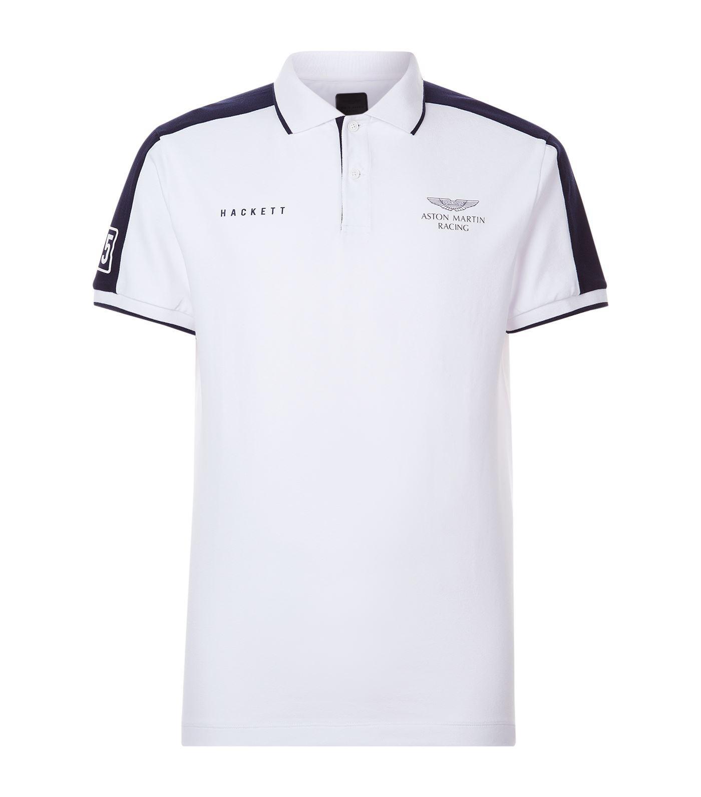Hackett Men Aston Martin Racing Polo Shirt