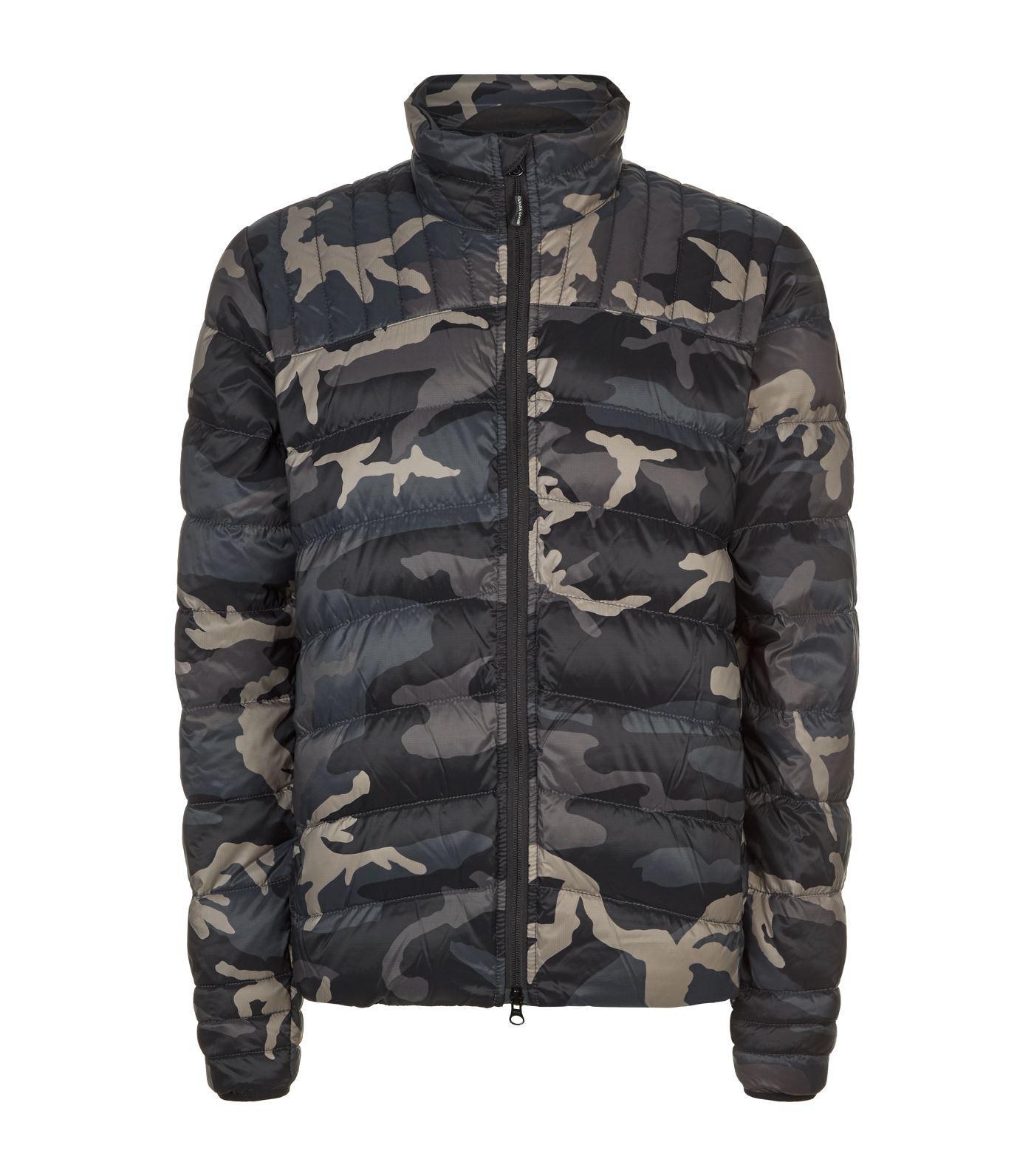 Canada Goose Goose Black Label Brookvale Jacket For Men