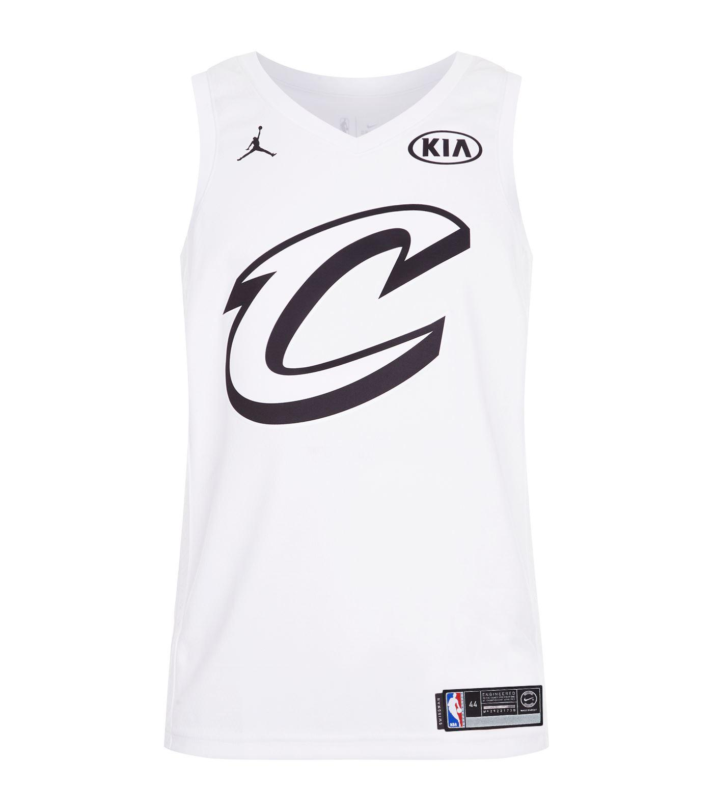 various colors a28ef 61001 Lyst - Nike Lebron James All-star Edition Swingman Jersey in ...