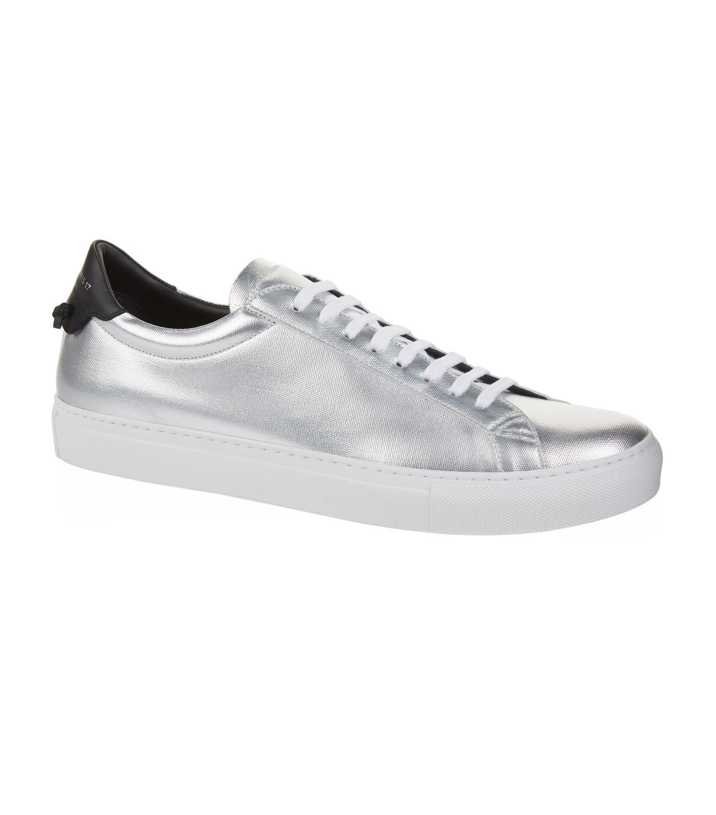 Givenchy Leather Urban Street Low-top