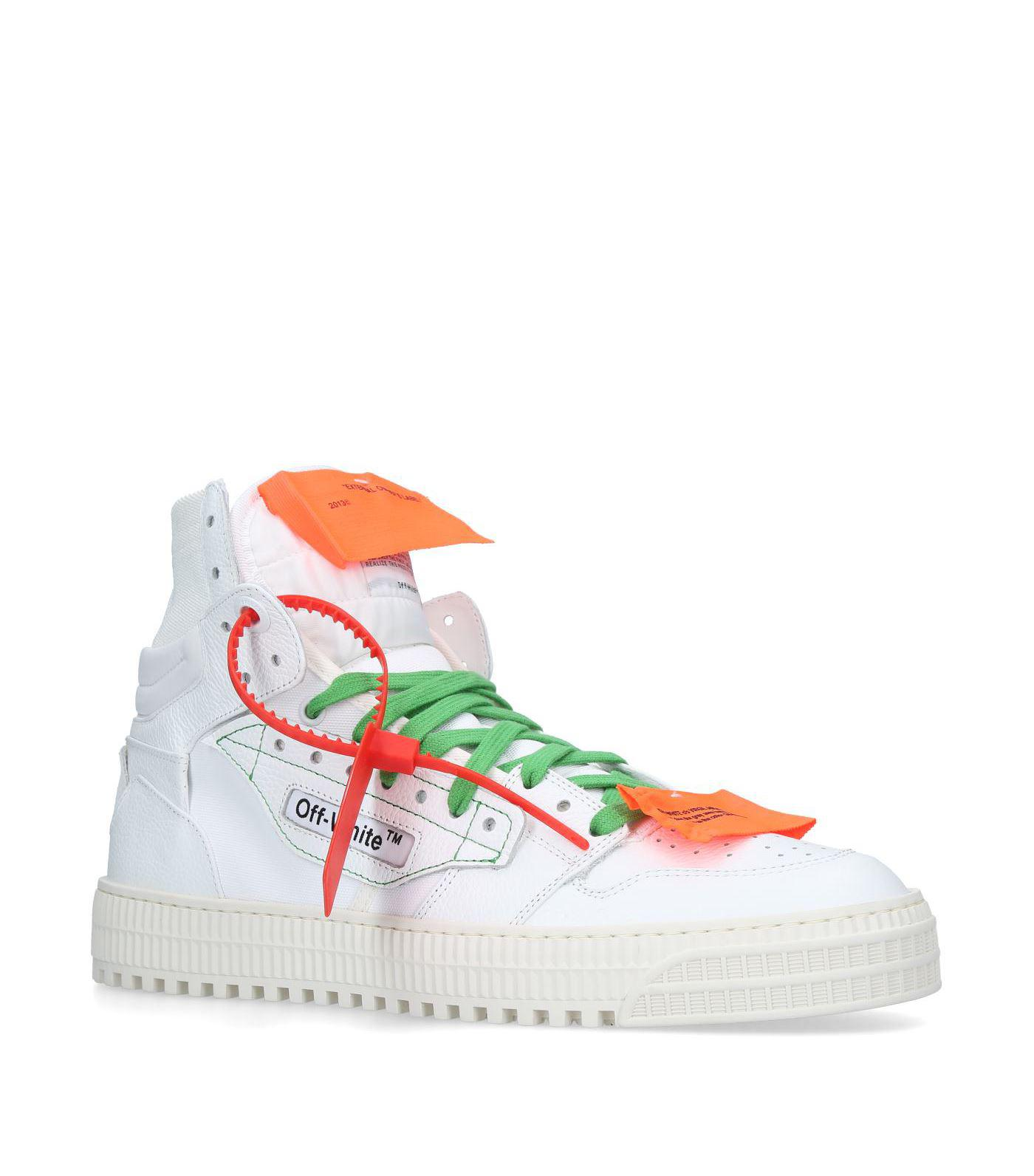ba89418e240a9 Lyst - Off-White C O Virgil Abloh Low Top 3.0 Sneakers in White for Men