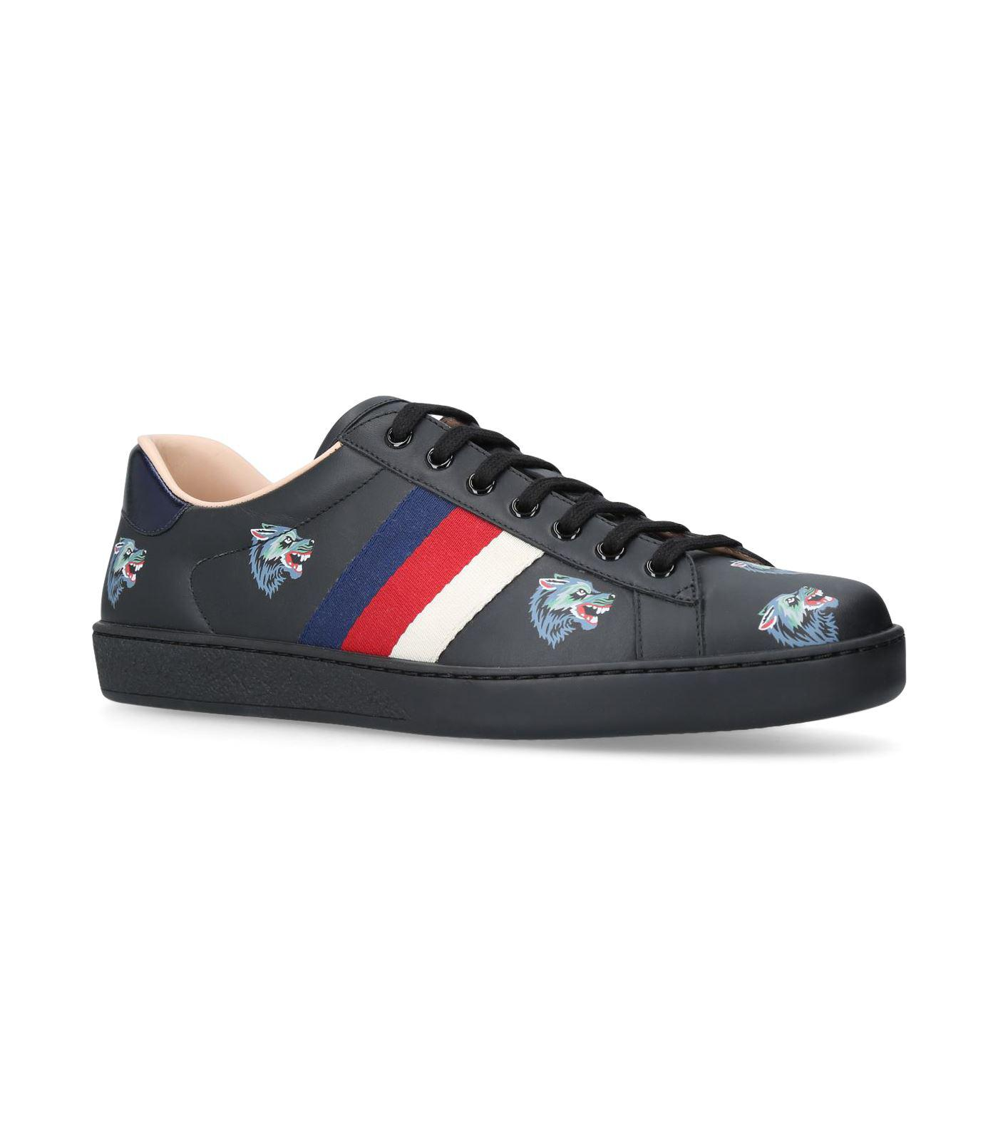 gucci wolf trainers off 59% - www