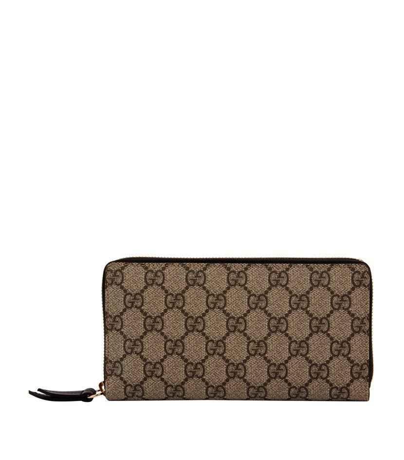 72add1a63177 Gucci Zip Around Wallet | Stanford Center for Opportunity Policy in ...