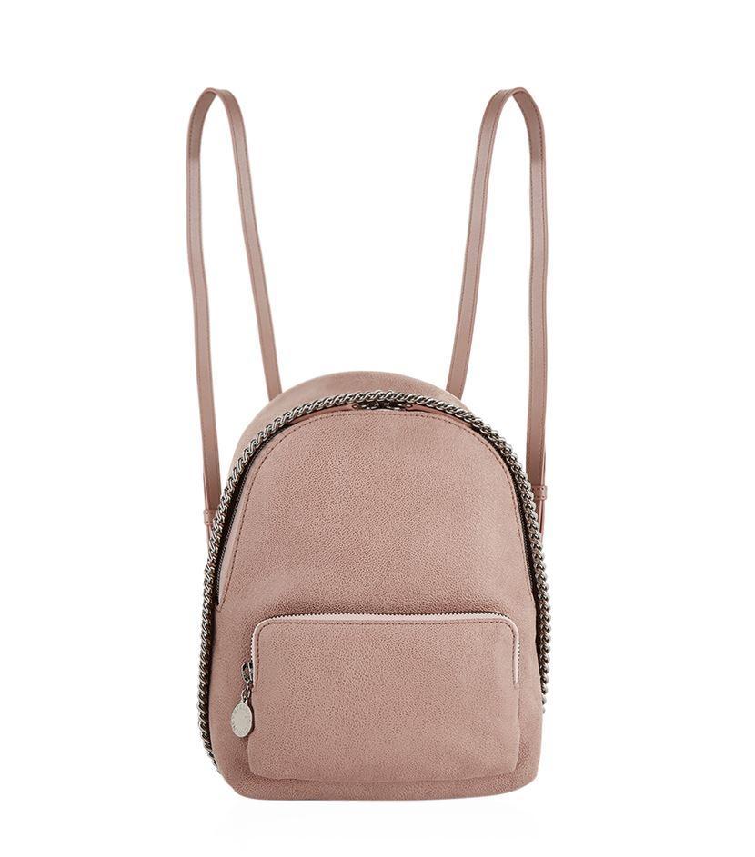 stella mccartney mini falabella backpack lyst. Black Bedroom Furniture Sets. Home Design Ideas