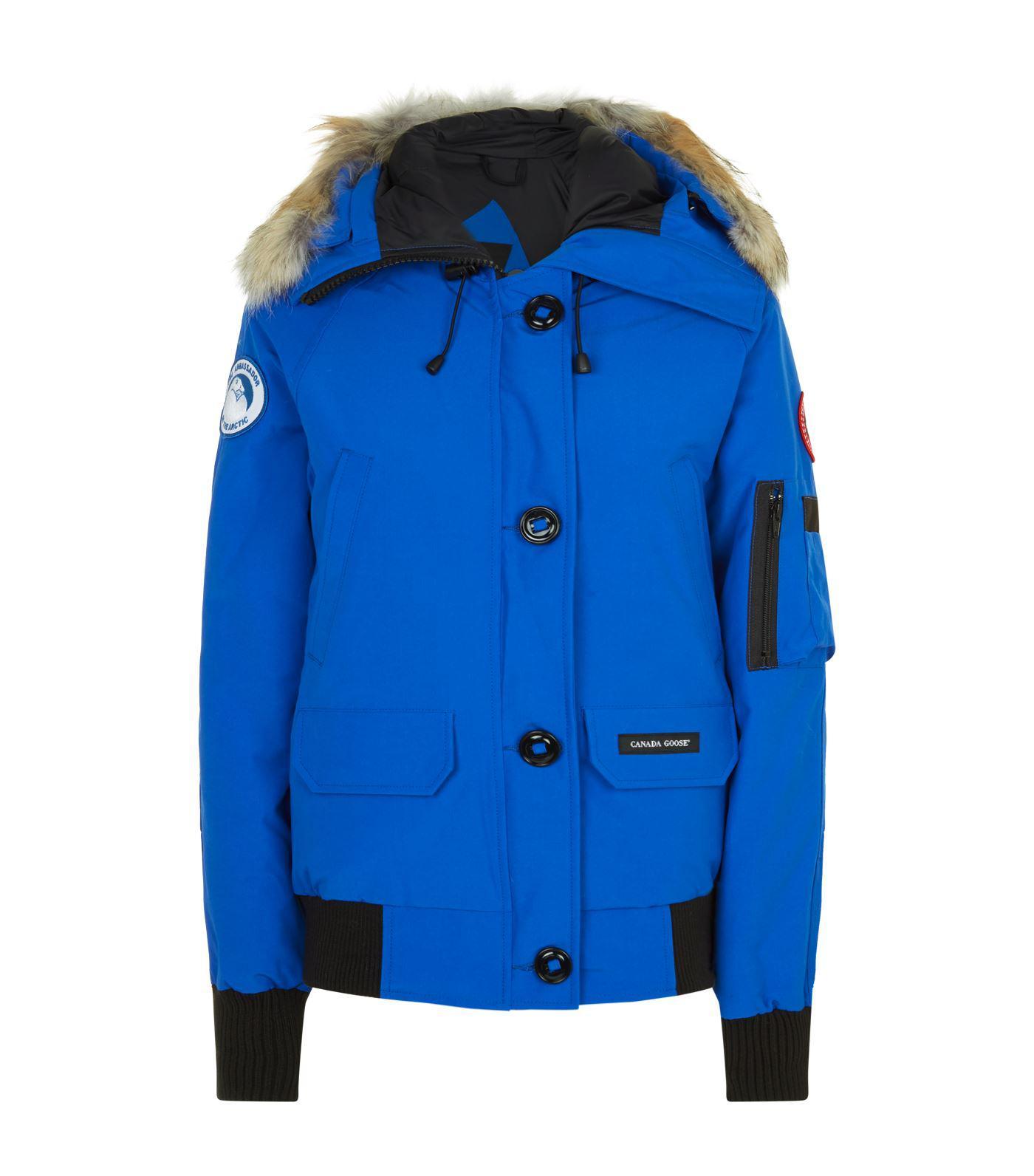 canada goose jacket harrods