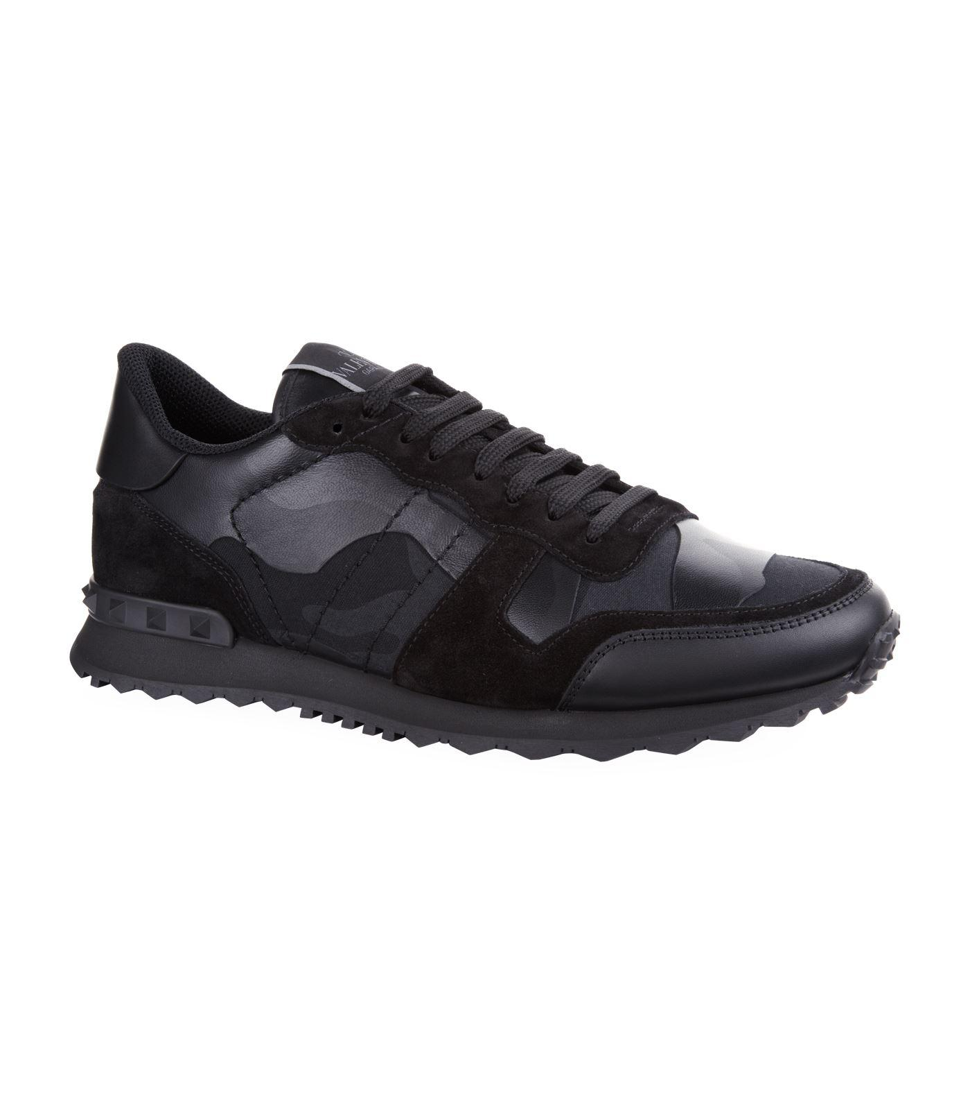 Valentino Leather Garavani Rockrunner