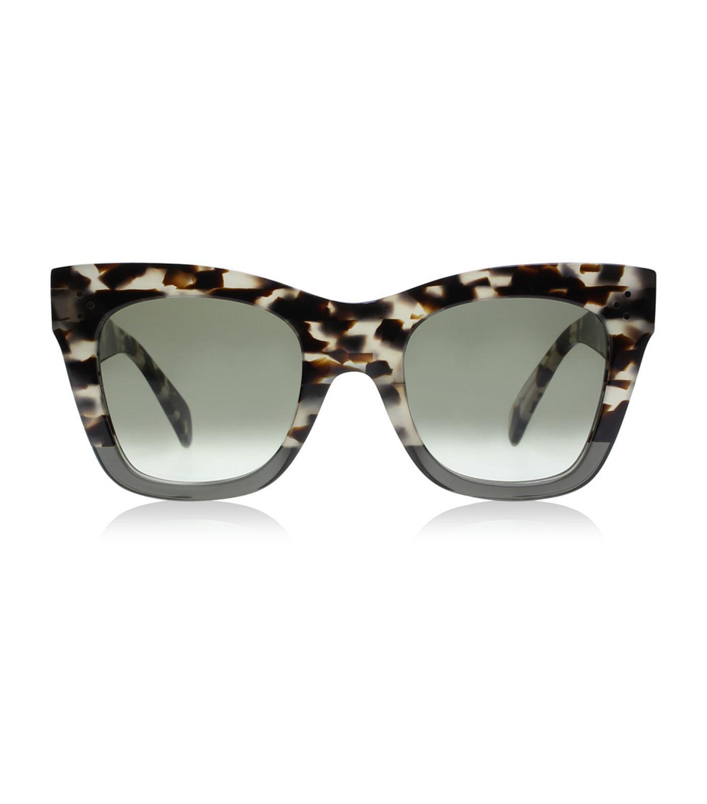 ce542ee4b0 Celine Catherine Sunglasses Large