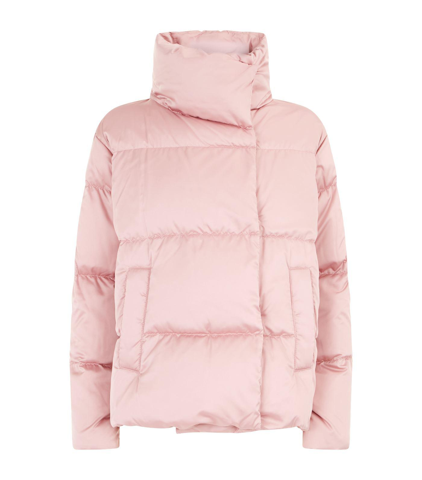 Weekend By Maxmara Quilted Down Jacket In Pink Lyst