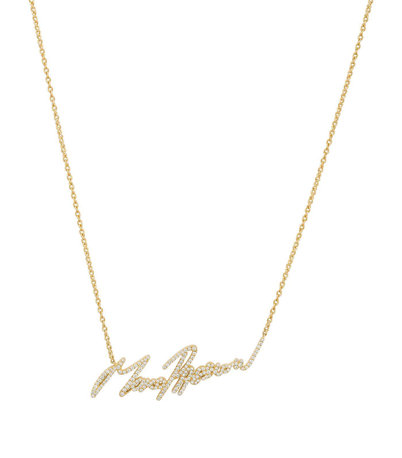 Stephen Webster Kiss Diamond Pendant Necklace in 18K Yellow Gold hXmPLCBTX
