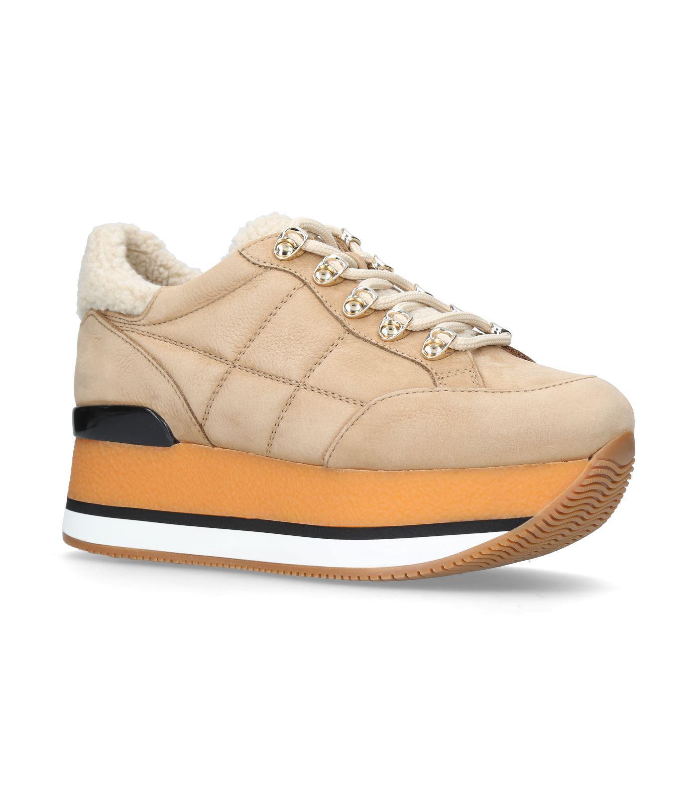 maxi platform sneakers - White Hogan A23DvorSiz