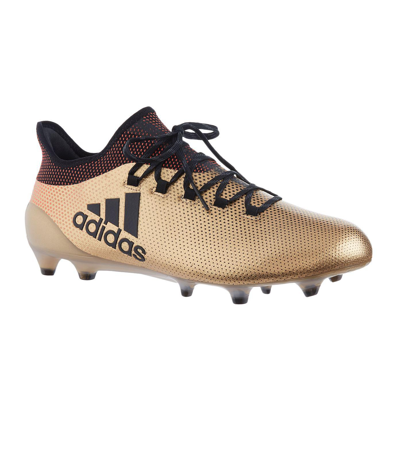 1cf1f257825 adidas x 17.2 review  adidas x 17.1 firm ground football boots in metallic  for men lyst