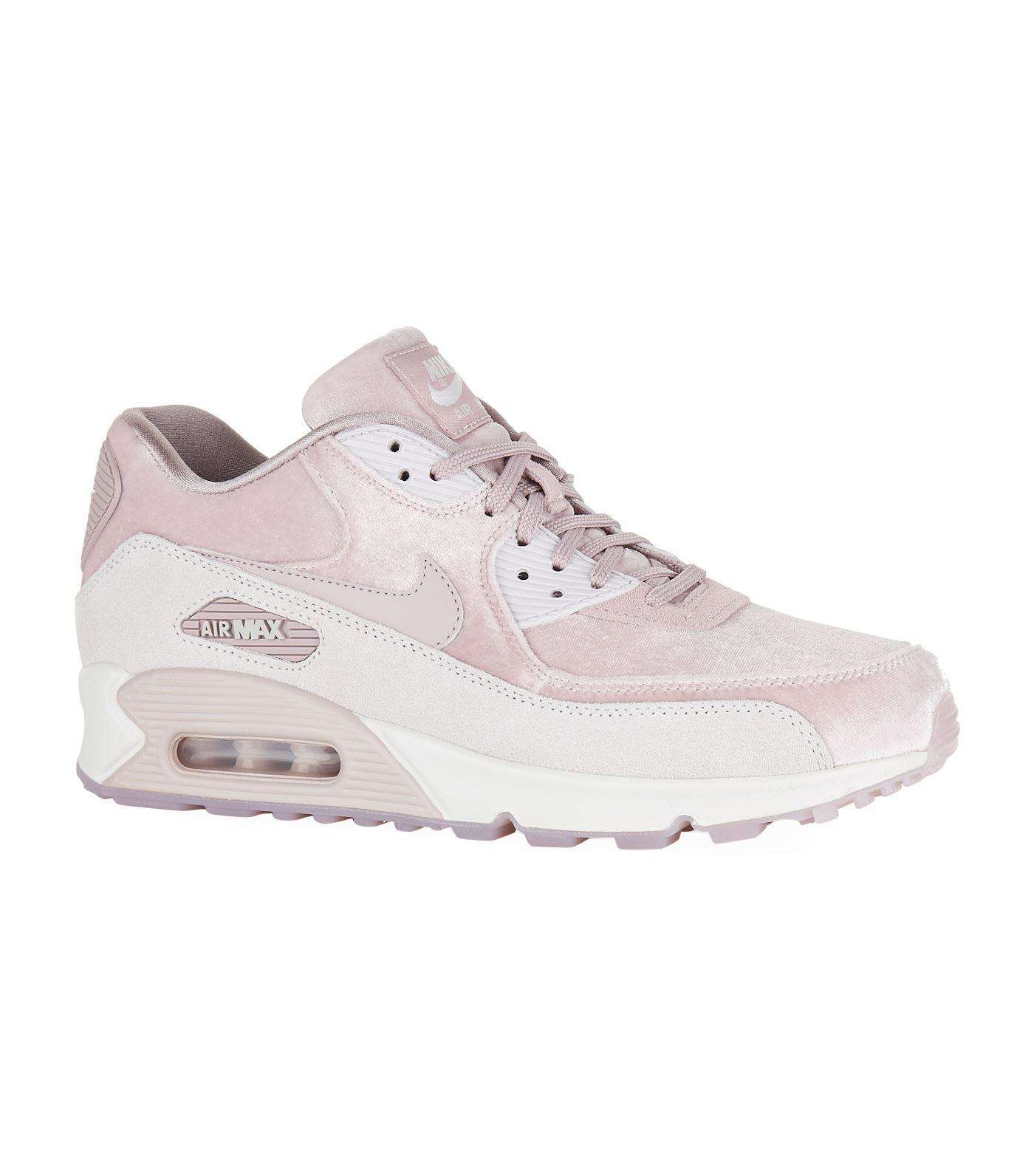 online store a666f 45f12 Previously sold at Harrods · Women s Nike Air Max Women s Nike Air  Nike  Air Max 90 LX Pink Women 898512-600 03 ...