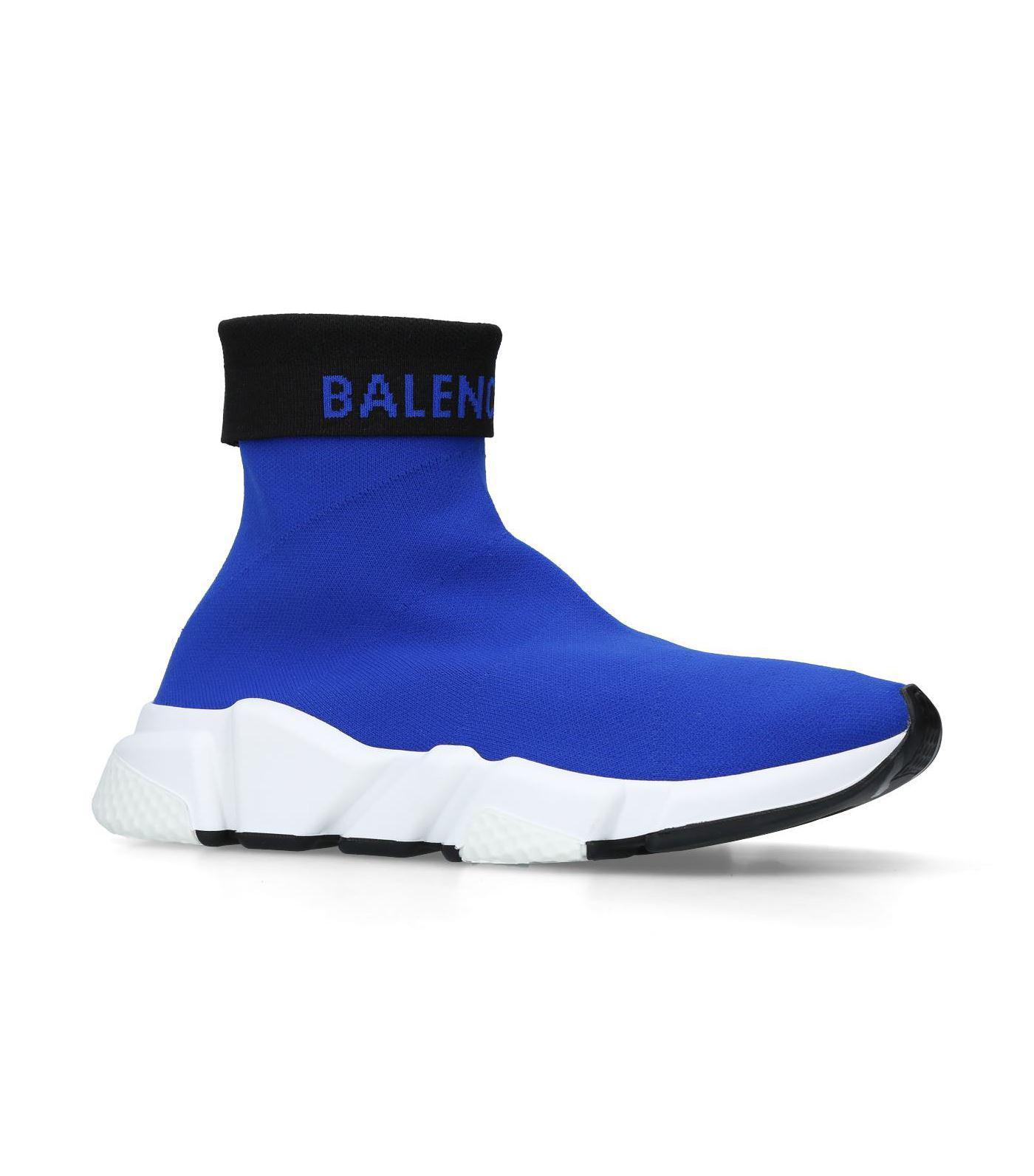 Balenciaga Speed High-top Sneakers in