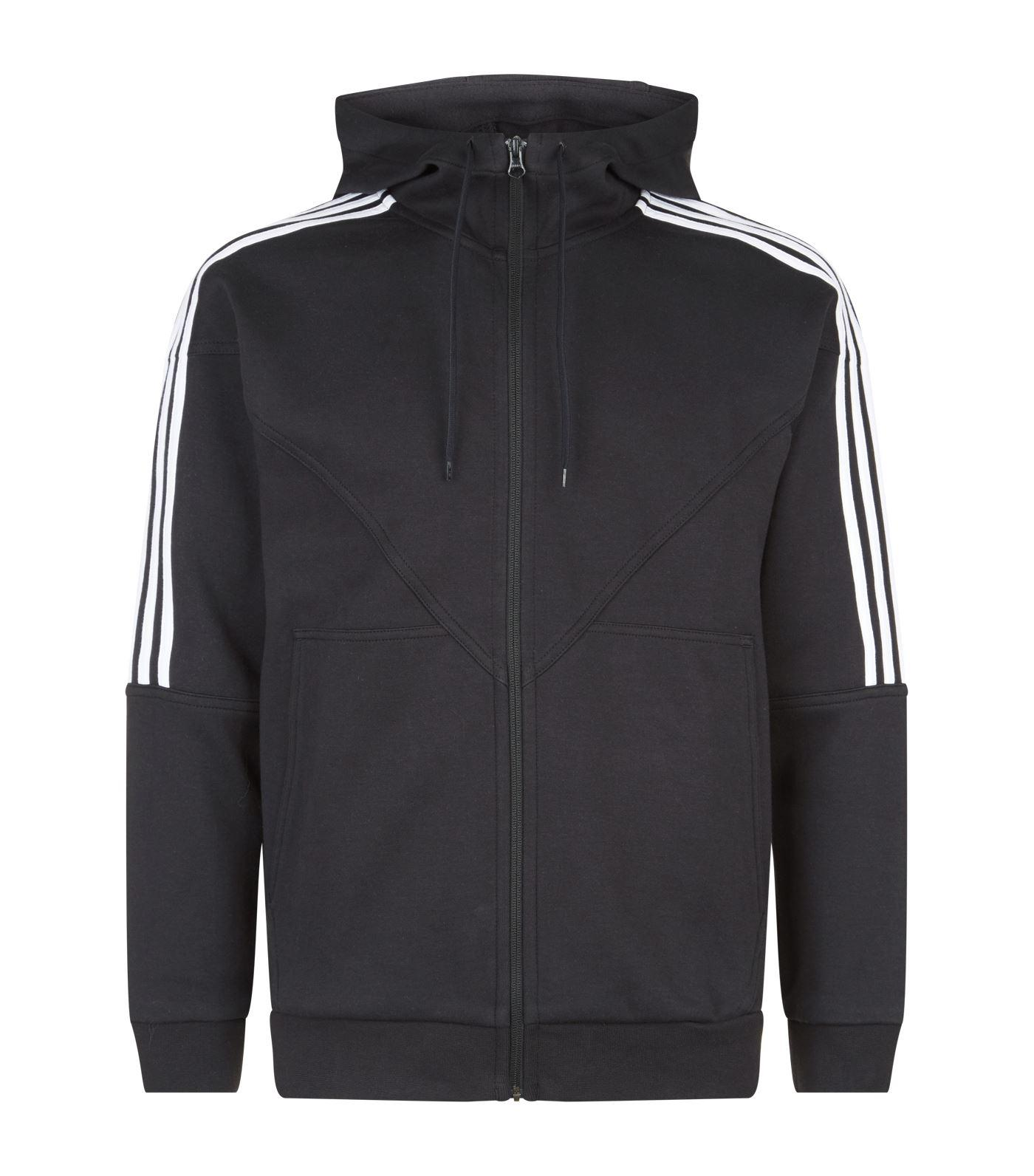 4adede09f Adidas Originals Nmd Hoodie in Black for Men - Lyst