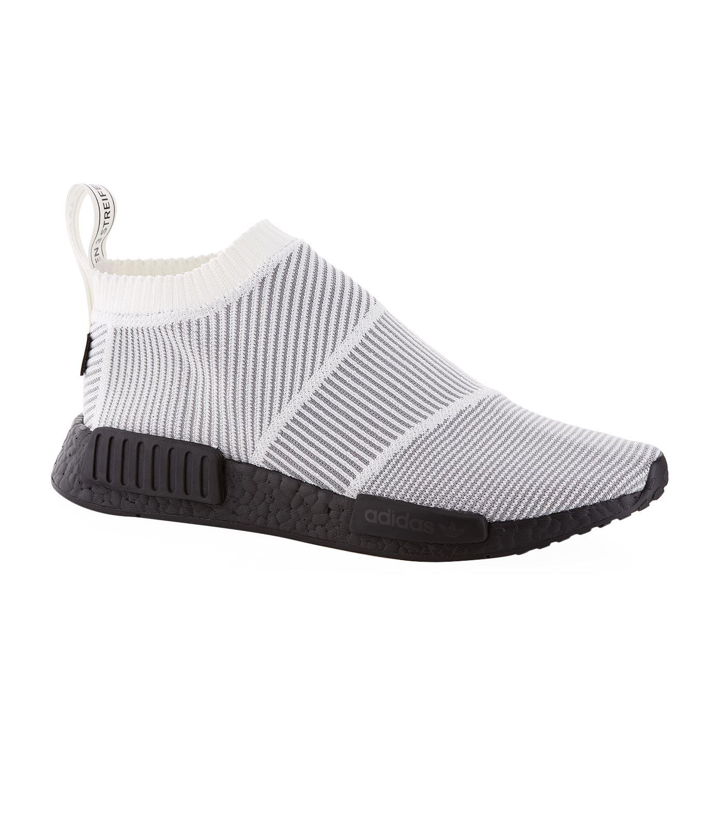 best website cc367 c7c9e adidas Originals Nmd Cs1 Gtx Primeknit Trainers in White for Men - Lyst