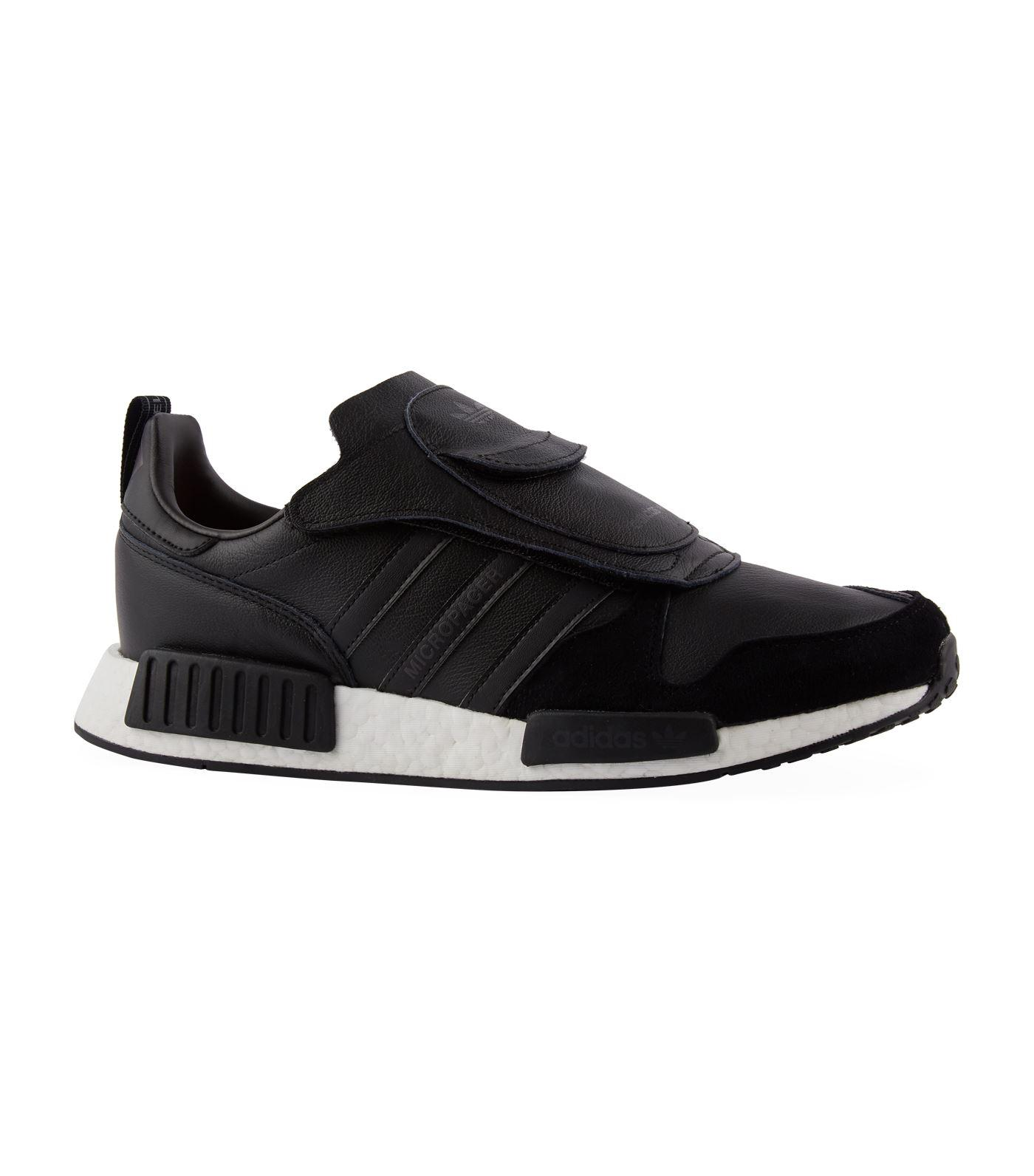 sale retailer 4efe9 ba50c Adidas Originals Black Micropacer Xr1 Sneakers for men