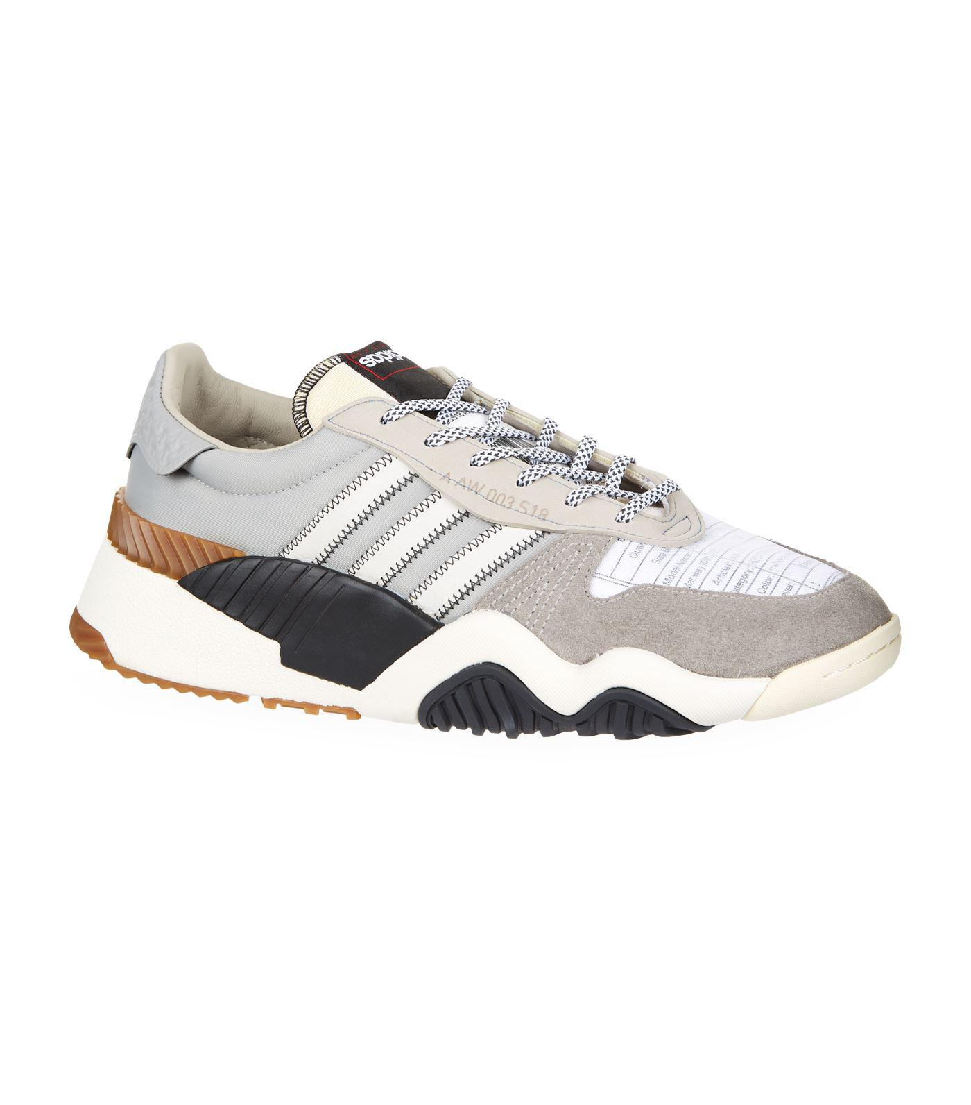 cheap for discount 8807b 6f9e8 adidas Originals X Alexander Wang Turnout Sneakers in Brown