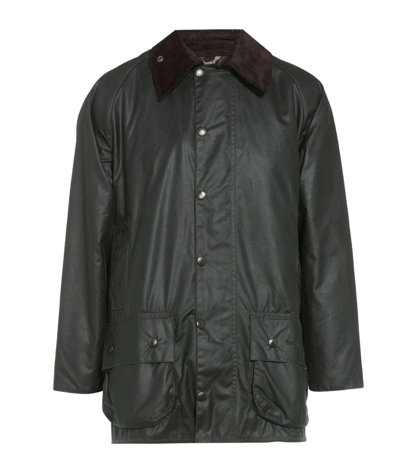 1ab4c904521b Barbour Beaufort Jacket in Green for Men - Lyst
