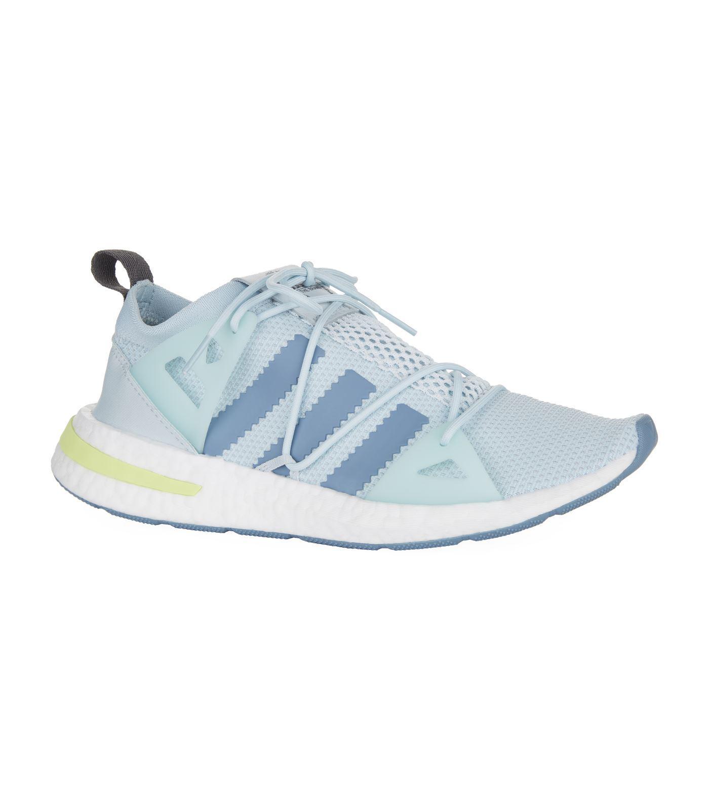 brand new ca470 a008d adidas Originals. Women s Blue Arkyn Trainers