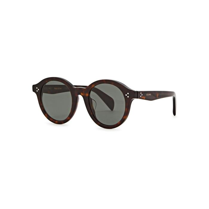 d876517e43 Céline. Women s Tortoiseshell Round-frame Sunglasses. £290 From Harvey  Nichols