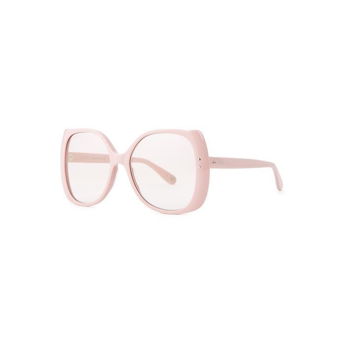 691fb32e4da Gucci. Women s Pink Oversized Sunglasses. £235 From Harvey Nichols