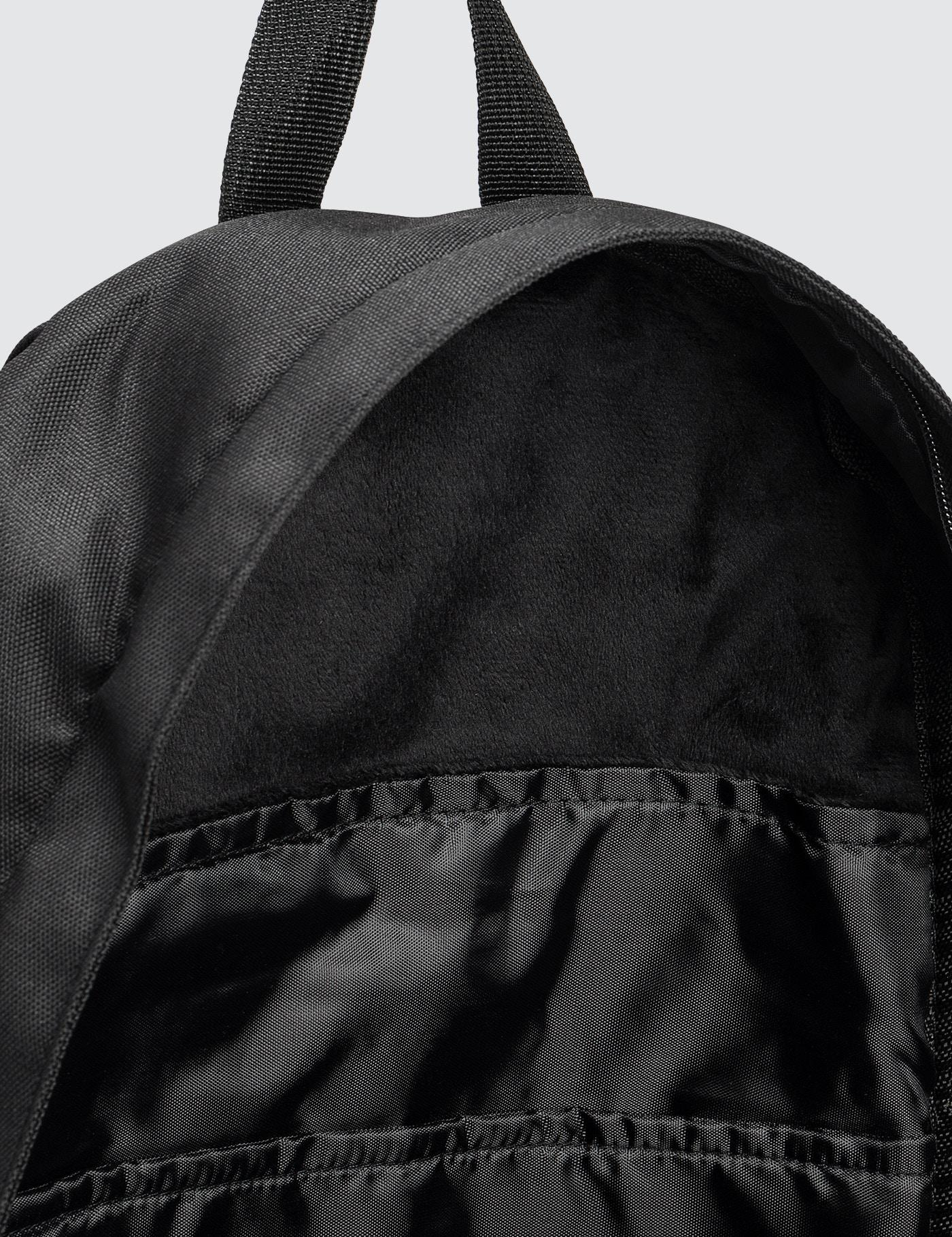 Huf Synthetic Utility Backpack in Black for Men