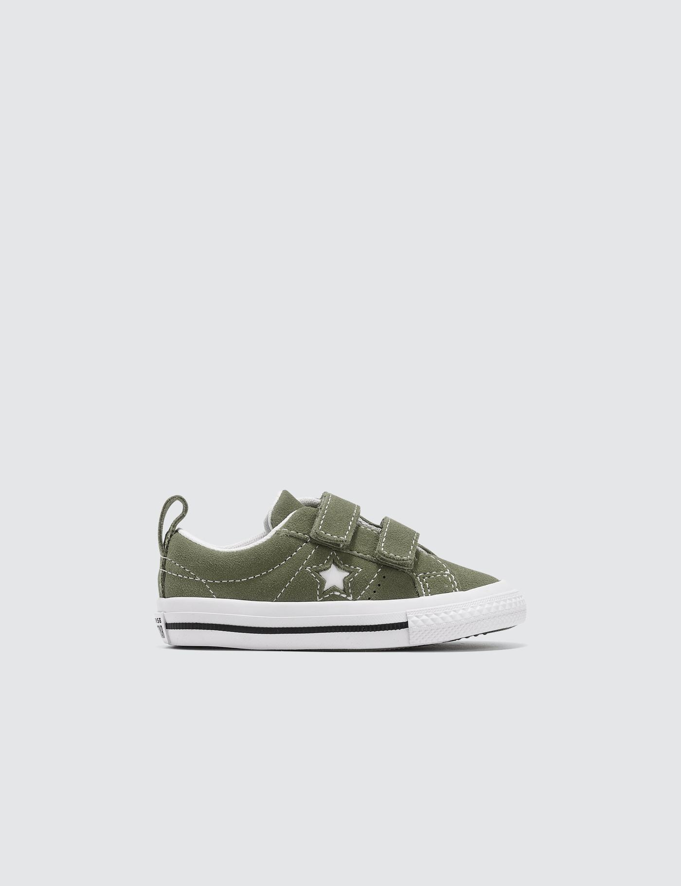 93474083d0bc Converse One Star 2v in Green for Men - Save 3% - Lyst