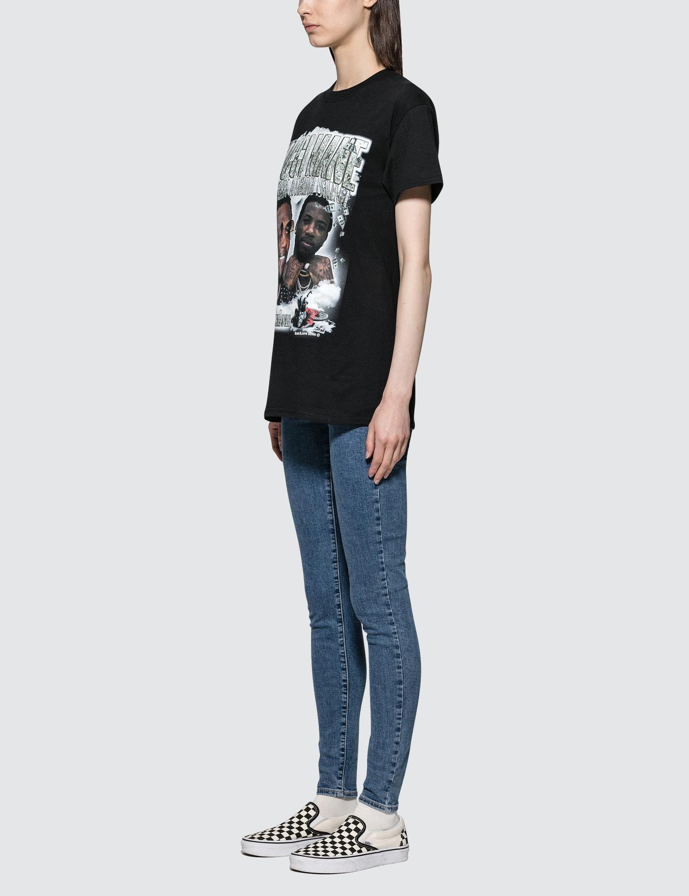 bb4b256b Homage Tees Gucci Mane S/s T-shirt in Black - Lyst