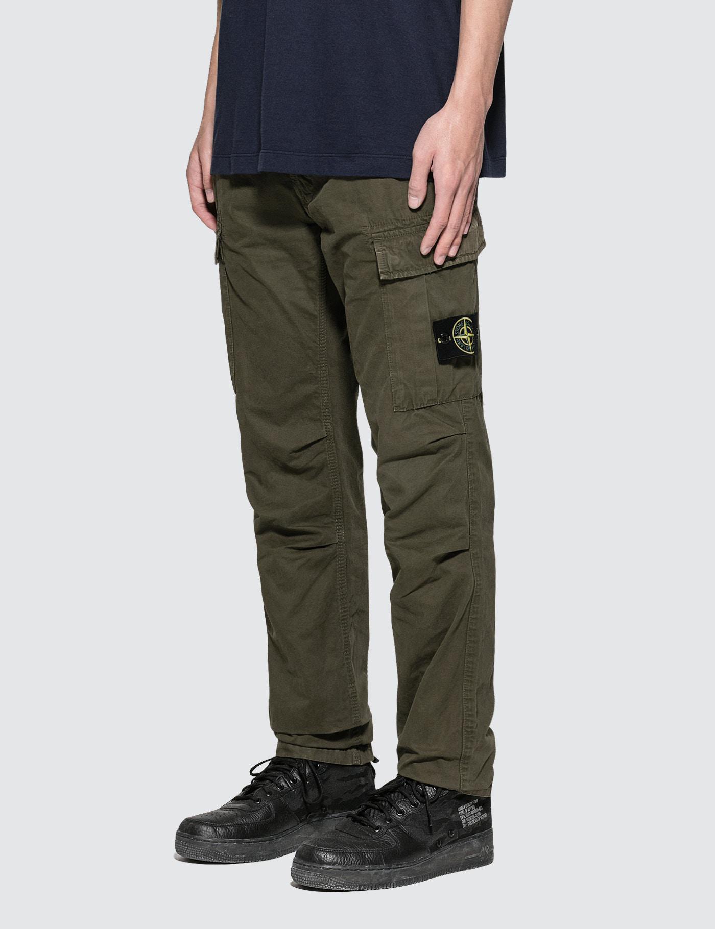 Stone Island Slim Cargo Pants
