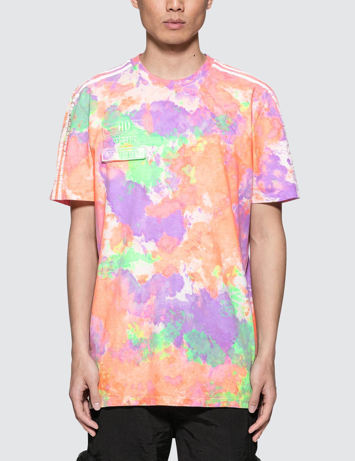 Pharrell Williams X Adidas Originali Adidas Hu Holi T - Shirt Per Gli Uomini.