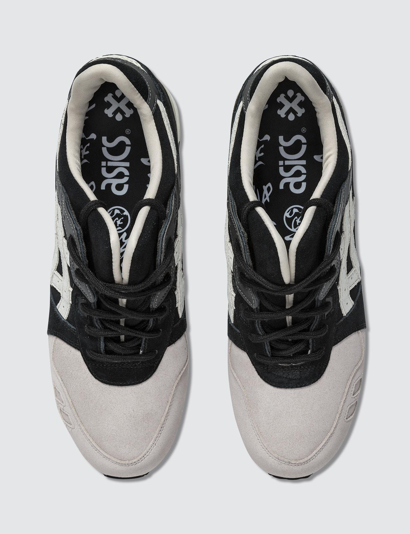 quality design aad1e 313b3 Asics Black Kicks Lab X Tiger Gel-lyte Iii for men