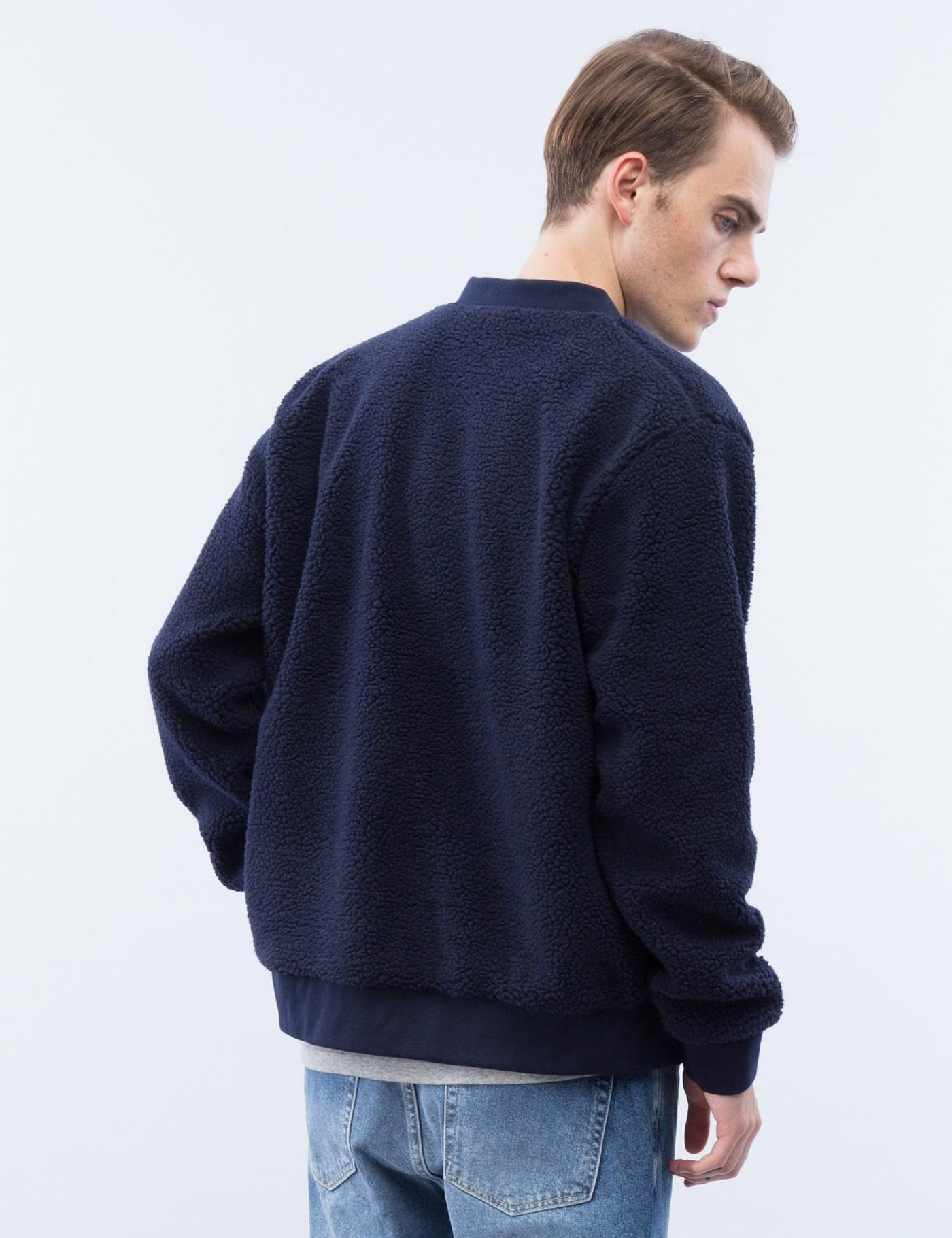 Penfield Prescott Fleece Jacket for Men