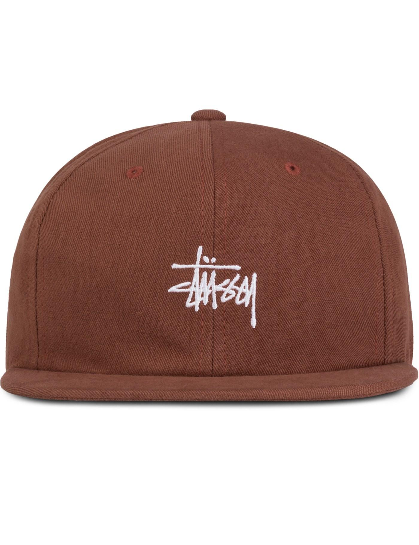 534e824f448 Lyst - Stussy Smooth Stock Twill Cap for Men