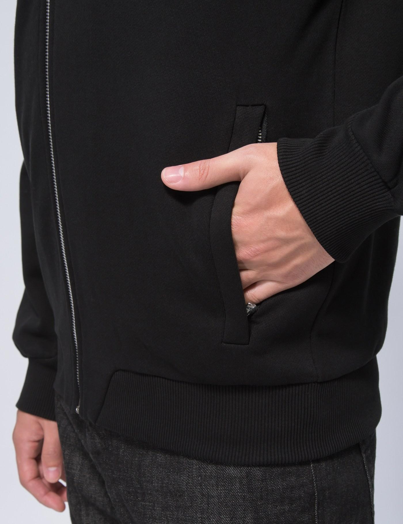 Iceberg Cotton Zip Hoodie for Men