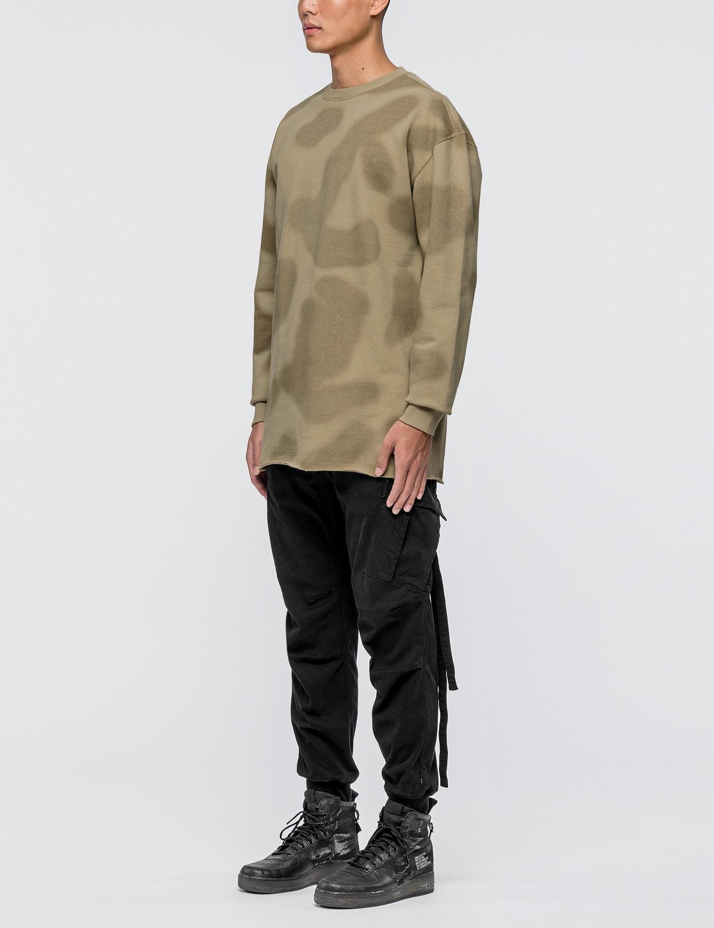 91ddcb8b21 Maharishi Cargo Track Pants in Black for Men - Lyst