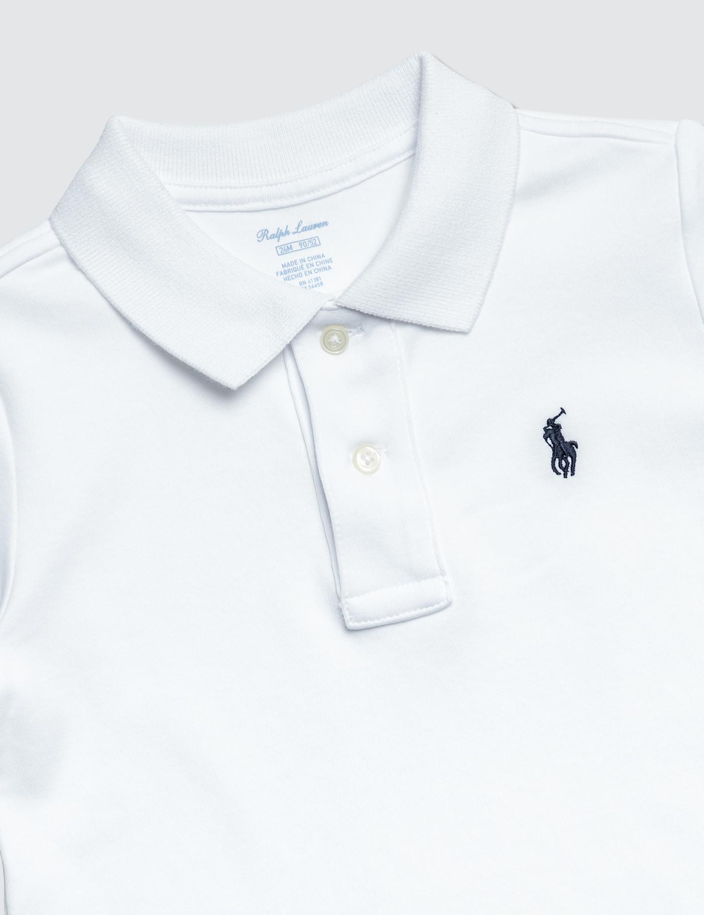 Ralph In Lyst Shirt Lauren Boy For Polo Men White lJ13uKcTF