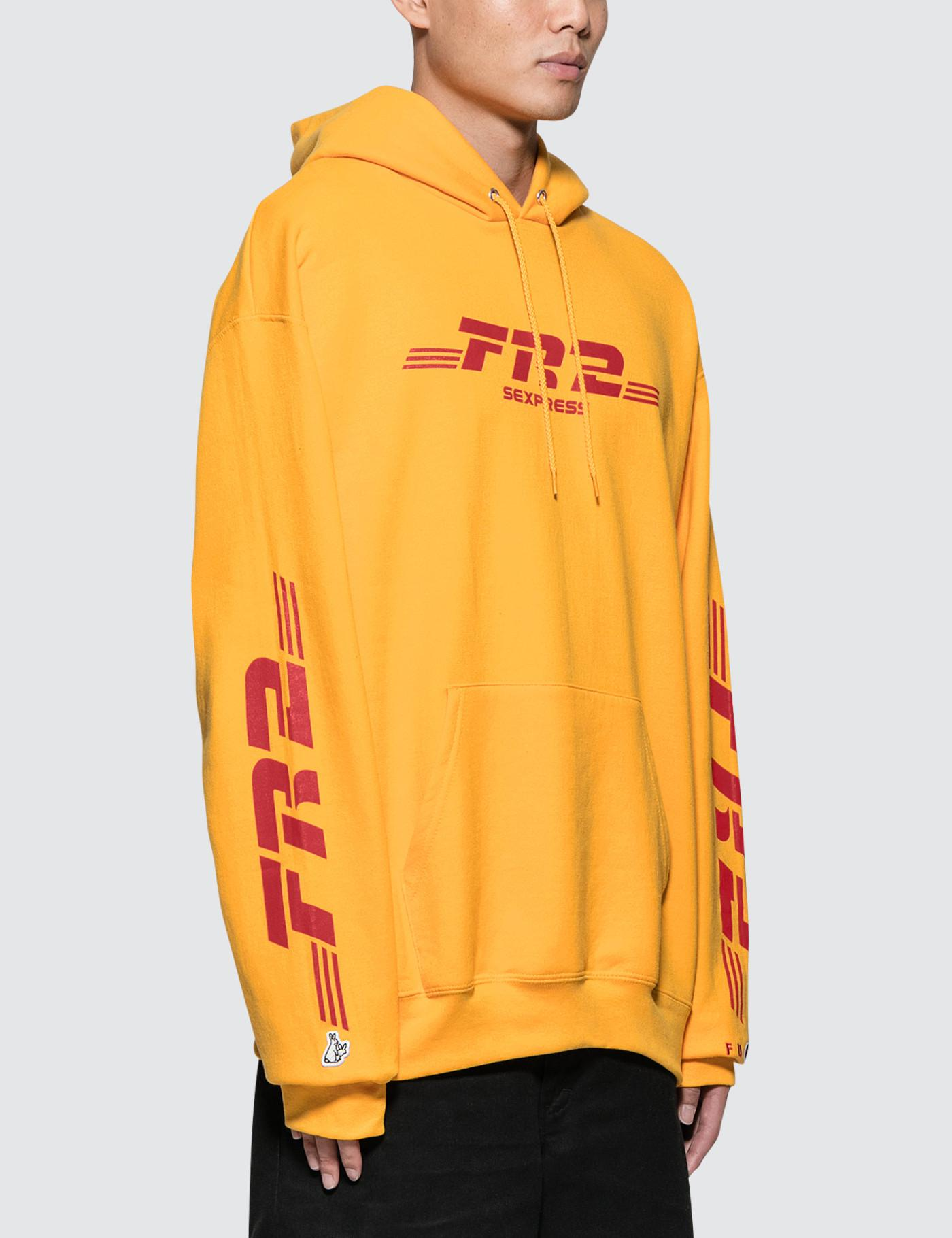 b78fc2f6f3b9 Lyst sexpress hoodie in yellow for men jpg 1400x1820 Fr2 hoodie