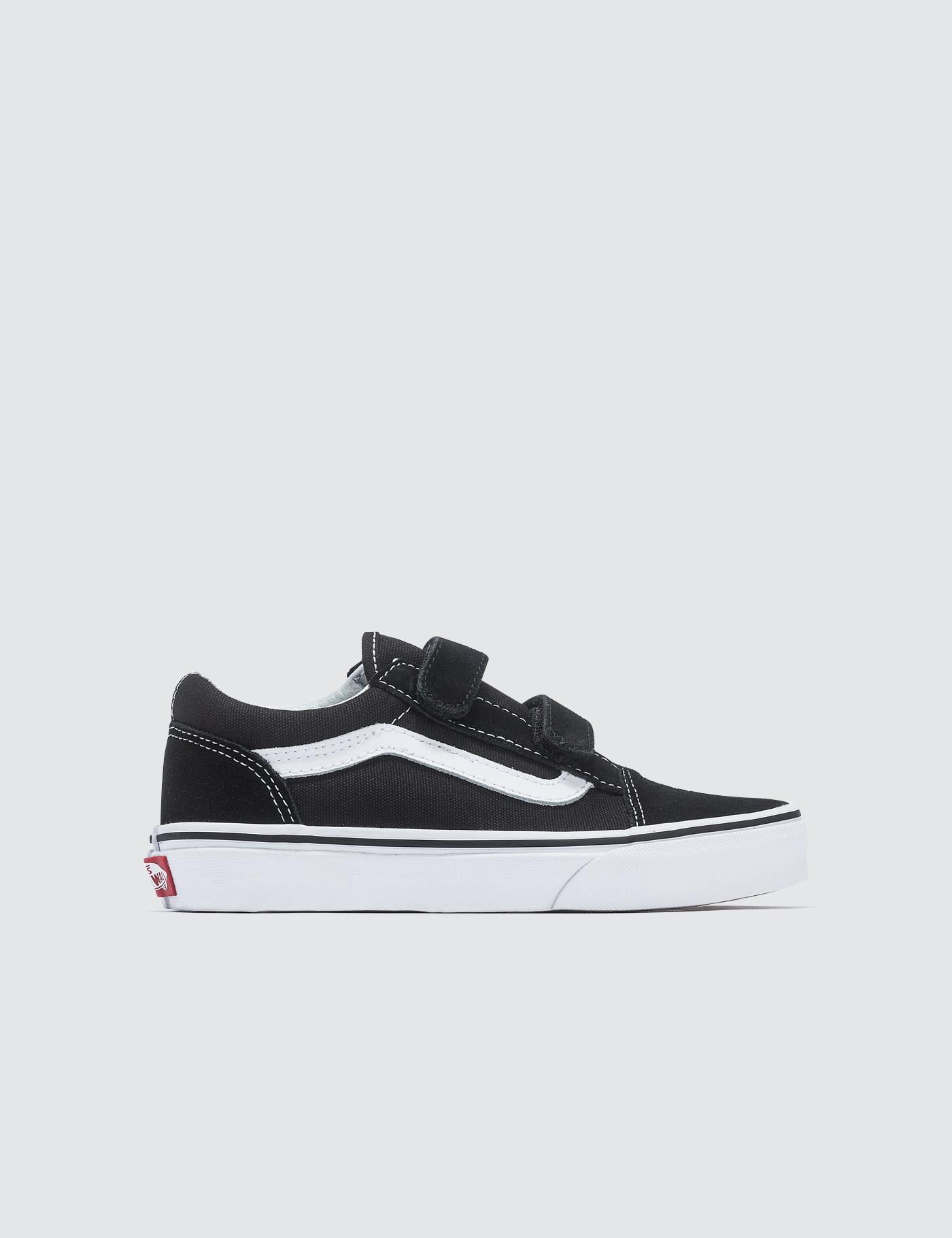 Vans Old Skool V in Black for Men - Lyst 68f9596c0