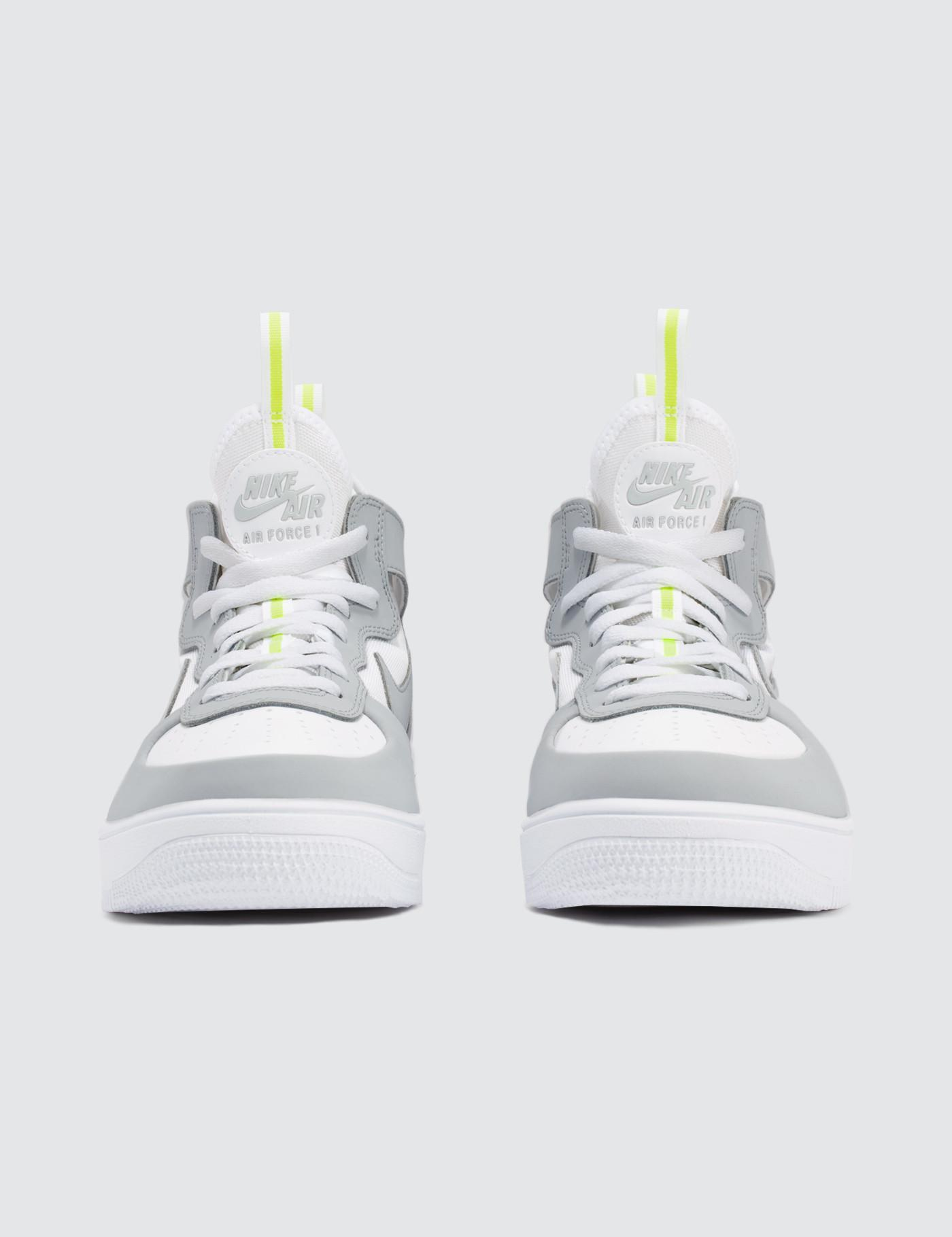 Nike Men White Ultraforce 1 Force For Mid Air LqMGUpzVS