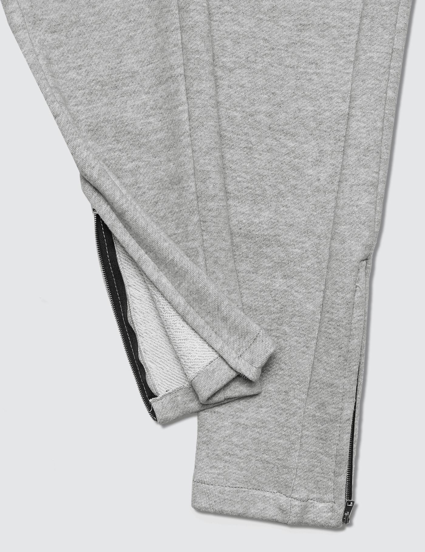 Represent Cotton Essential Jogger Pants in Grey (Grey) for Men