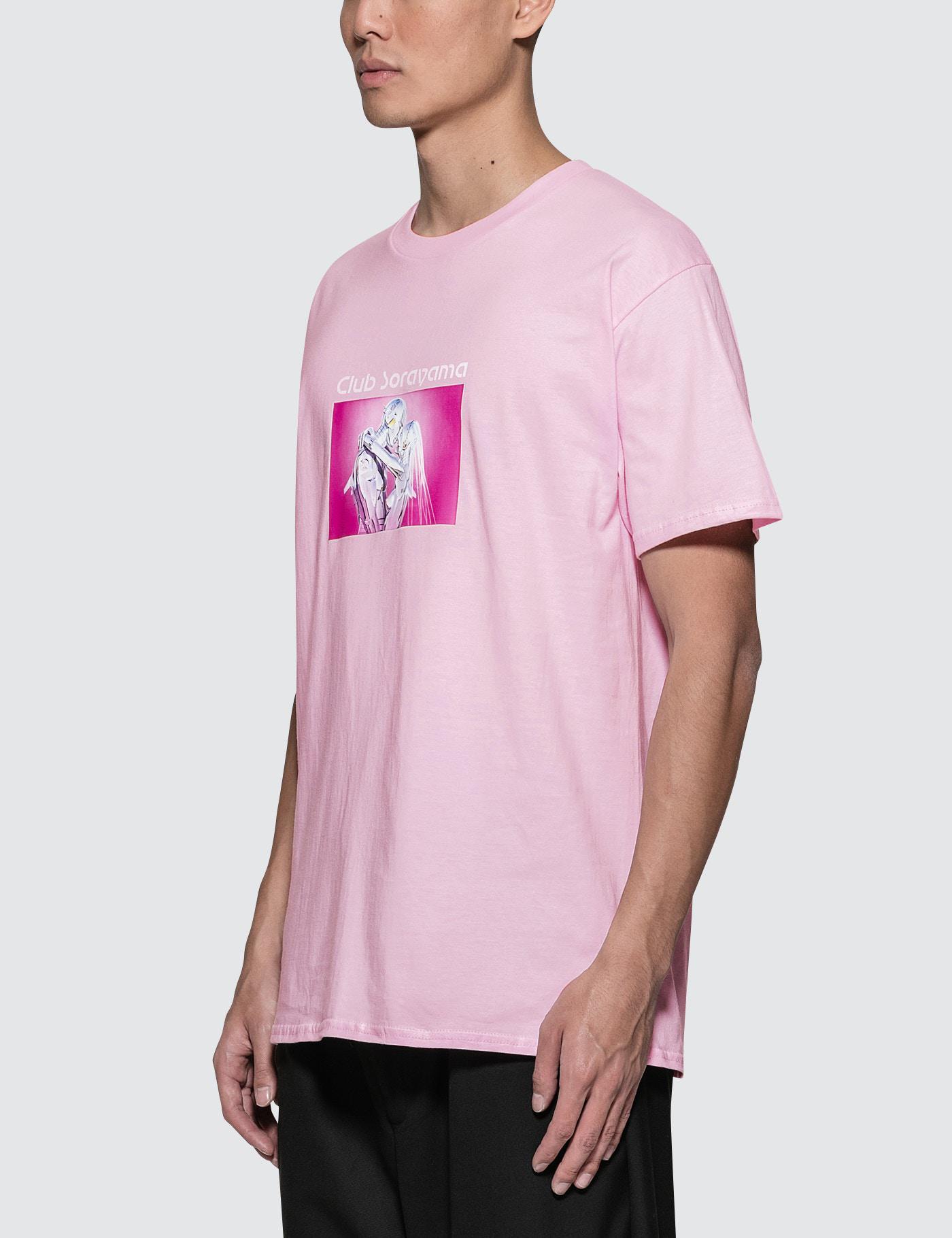 4cc8e649 Lyst - Club Sorayama T-shirt 4 in Pink for Men