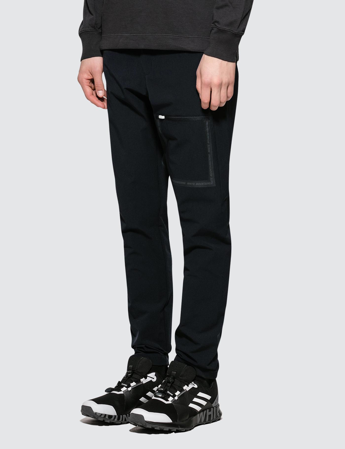 adidas x white mountaineering shorts