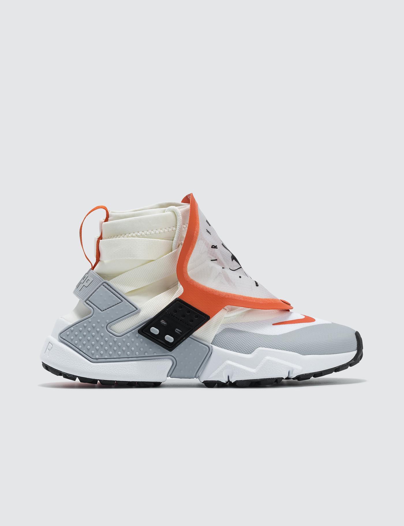 d7cbfb1412f Lyst - Nike Air Huarache Gripp Qs in White for Men