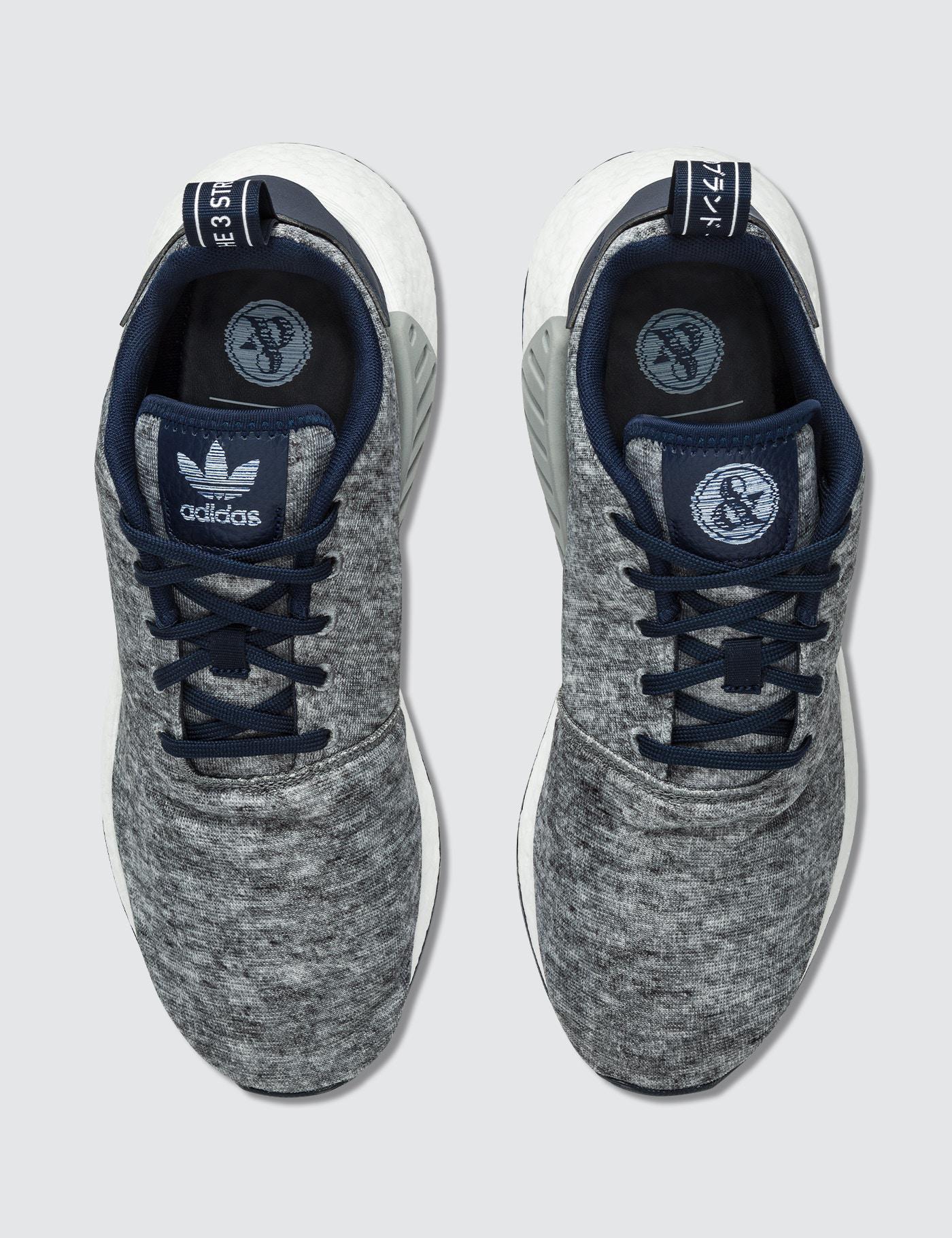 buy popular 1b0ff c2790 Lyst - adidas Originals United Arrows  Sons X Adidas Nmd R2