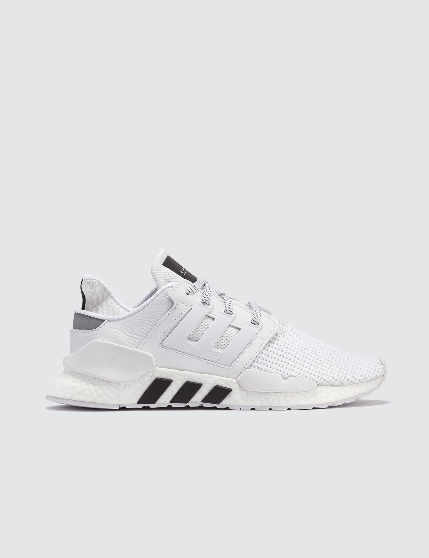 fd93f5a72 Lyst - adidas Originals Eqt Support 91 18 in White for Men
