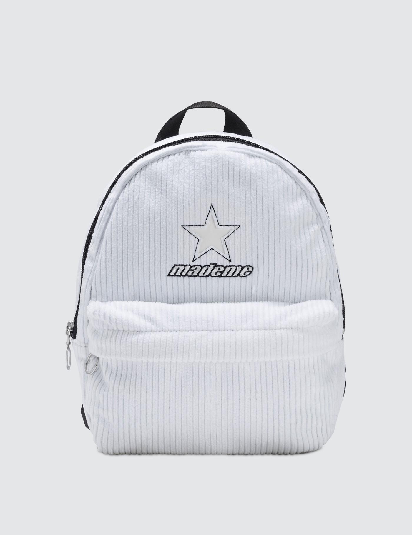 81792f33388 Converse Mademe X Super Mini Backpack in White - Lyst